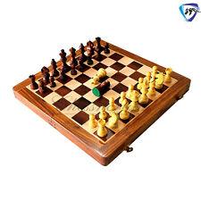 Magnetisch Reise Schachspiel Faltreifen Platte Kinder Pädagogisches Spielzeug