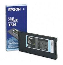 ORIGINAL EPSON tinta Lápiz Táctil Pro 10000 10600 / t5160 T516 light cian