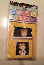 2006 Mary Engelbreit Party Invitations Note Cards Embellishments New in Package