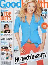 Good Health Magazine April 2012 - High Tech Beauty - 20% Bulk Magazine Discount