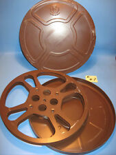 Antike große Filmspule aus den USA von Goldberg Bros.Denver Co-Antique film reel