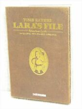 TOMB RAIDER 2 Adventure Guide Lara's File Sony PS Book 1998 AP95