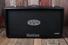 EVH 5150 III Electric Guitar Speaker Amplifier Cabinet 2 x 12 60W Amp Cab Black