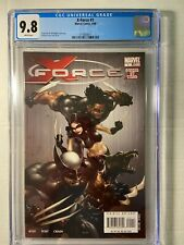 X-Force #1 2008 CGC 9.8 Regular Edition and Bloody Variant in Mint Condition