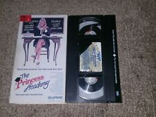 Princess Academy VHS Cult Comedy