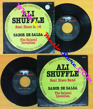 LP 45 7'' SOUL DISCO BAND Ali shuffle THE SALSOUL INVENTION Sabor no cd mc dvd *