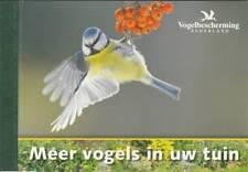 Prestige boekje persoonlijk 2008 MNH PP10: Vogelbescherming