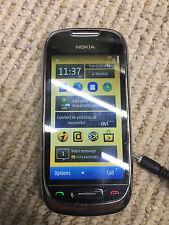 Nokia C Series C7-00 - 8GB - Frosty metal (VIDEOTRON) Smartphone