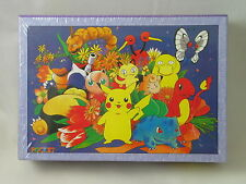 POKEMON POCKET MONSTERS 100 PIECE PUZZLE FACTORY SEALED