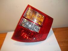 2002-2004 Isuzu Axiom Right Passenger Rear Tail Light Lamp Taillight