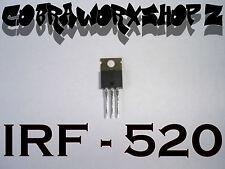 Ranger Superstar IRF-520 IRF 520 Original New Factory Pièce De Rechange testé 100% OK