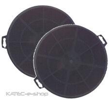 2 Aktivkohlefilter  Dunstabzugshaube Kohlefilter 210 mm