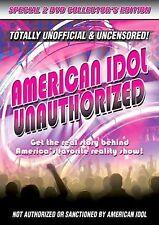 American Idol - Unauthorized (DVD, 2007)   New Sealed