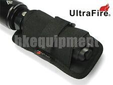 Ultrafire 402 360 Rotate Holster Nylon Pouch Flashlight
