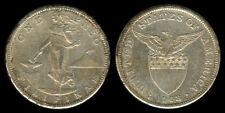 1 Peso 1908-S US-Philippine Silver Coin High Grade - Stock # 46