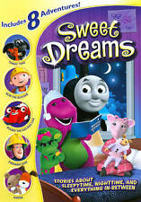 HIT Favorites: Sweet Dreams DVD:TIMMY TIME,BOB THE BUILDER,FIREMAN SAM,KIPPER