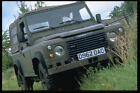 354084 Land Rover 100 Inch Military Vehicle 1986 A4 Photo Print