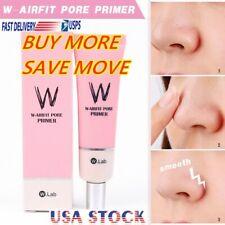 [W.Lab] W-AIRFIT PORE PRIMER 35g Cream Rinishop Concealer Whitening Foundation