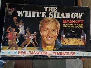 The White Shadow Basketball Game