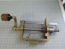 More details for vintage clockmakers made in  france clock mainspring winder 8