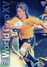 FUTERA 1995 RUGBY UNION WALLABIES GOLD TRADING CARD TIM HORAN