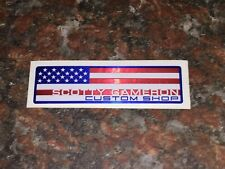 Scotty Cameron Custom Shop 2019 USA American Flag Putter Shaft Band