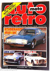 b)AUTO MOTO RETRO n°56 Studebaker 59/ BMW 507/ Rover P5
