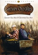 Grumpy Old Men/Grumpier Old Men (2009, DVD NEUF) (RÉGION 1)