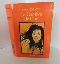 OPTA Aventures Fantastiques 28.La Captive de Gor.John NORMAN * SF6