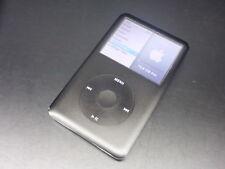 Apple iPod Classic 6. Generation negro (80gb) limpias y bien cuidadas #762