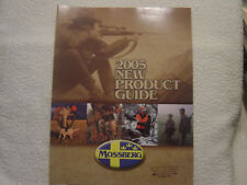 Mossberg 2005 new product catalog