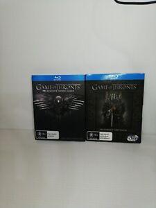 Game Of Thrones Season 1 & 4 Blue Ray