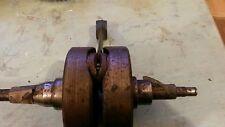 Ktm 125 1986 crank. Conrod evo aircooled big end