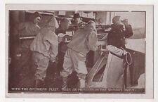 The American Fleet, Keen As Mustard In The U-Boat Hunt Postcard, B590