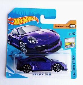 Hot Wheels 1/64 3 inch Porsche 911 GT3 RS