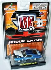M2 Machines Special Edition - 1970 FORD MUSTANG BOSS 429 - 1:64 lim.492 pcs.
