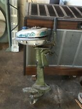 "Vintage antique""Elto"" Evenrude outboard motor 1938? Unrestored"