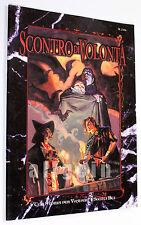 Vampiri Secoli Bui SCONTRO DI VOLONTA' 1998 Stratelibri #2704 Avventura NUOVO