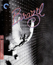 Brazil 2 Discs Criterion Collection (region a Blu-ray Good)