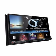 "Kenwood DNX893S 2-DIN DVD Bluetooth Navigation Receiver w/ 6.95"" LCD Touchscreen"