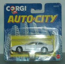 1/64 Scale BMW 850i E31 Diecast Car (w/ Opening Doors) Mattel Corgi 93177 White