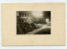 Foto 1931 unbekannter Ort Brauerei zum Engel Gaststätte - Rückseite beachten !
