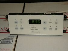 OEM Used Frigidaire Oven Control Board Clock Timer Assembly 316222907