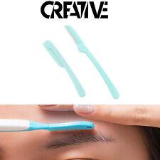 Dermaplaning Eyebrow Razor - Painless Portable Facial Hair Remover Shaver