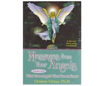 Messages From Your Angels Oracle Cards by Doreen Virtue NEW/SEALED FREE UK P&P