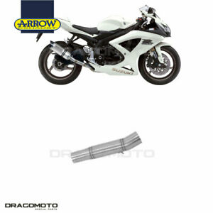 SUZUKI GSX-R 750 2008 2009 tuyaux ARROW RC