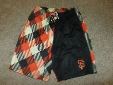 NWT NEW San Francisco Giants Loudmouth Apparel MLB Baseball Athletic Shorts L