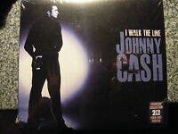 CD Johnny Cash / I walk the Line – 2CD Album 2011 – with Fold Out Poster - OVP