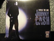 CD JOHNNY CASH/I Walk The Line – 2cd album 2011 – with fold out poster-OVP