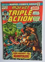 Marvel Triple Action #11 (Jun 1973 Marvel)